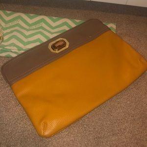 Deux Lux Clutch Handbag